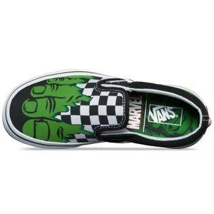 Vans Marvel Hulk Sneakers